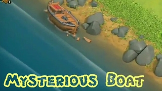 Clash of Clans new update || BOAT is here || Mysterious broken boat 🤔