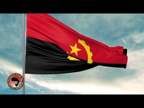 DODO MIRANDA - HINO NACIONAL DE ANGOLA