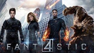Фантастическая четверка в кино с 20 августа 2015 хит