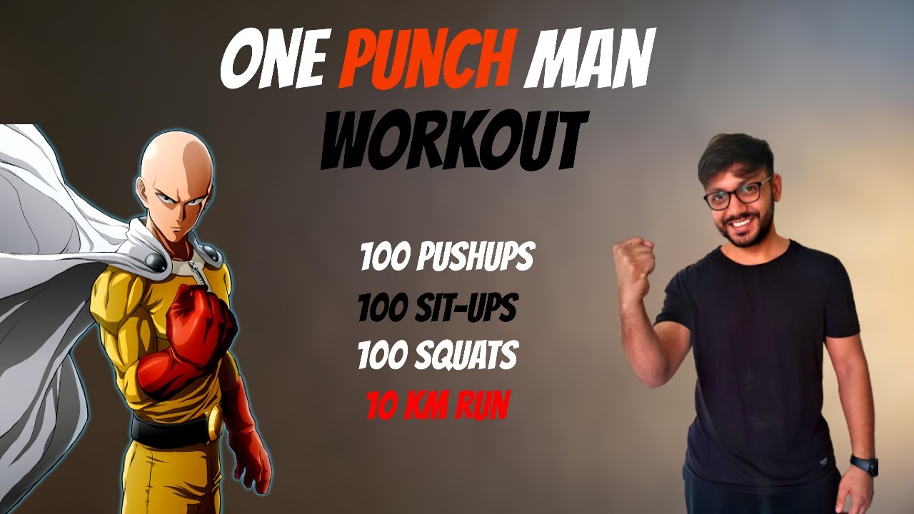 I Tried One Punch Man Workout for 3 Days || Sushi Taste Test || My Experience With Them
