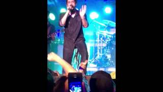 Damian Marley NO MORE TROUBLE Jamrock 2015 Watch JR GONG dance on stage