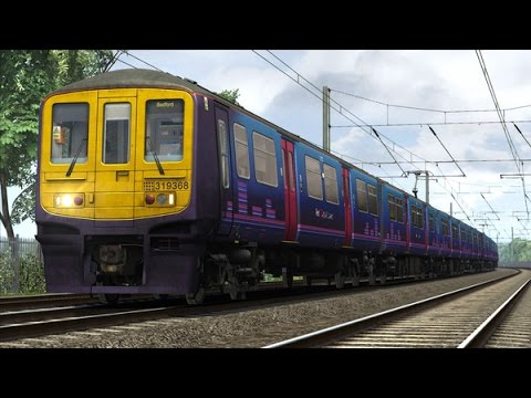[Train Simulator 2017] A trip down the Midland Mainline (1000pts) |
