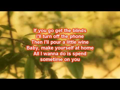 Chuck Wicks  - Mine All Mine (Lyrics)