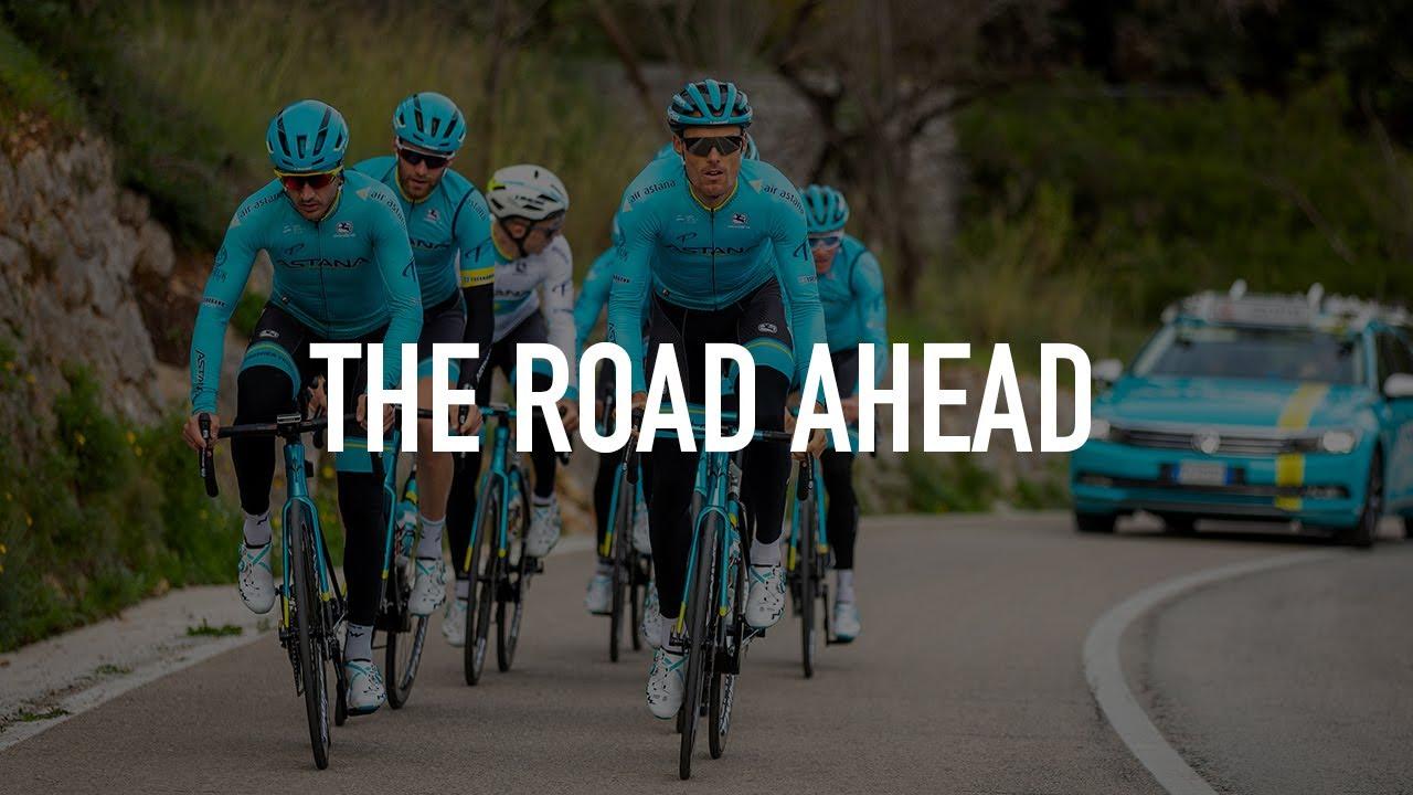 Wilier Triestina & Astana Pro Team   The Road Ahead