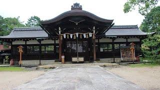 1160年(永暦1)後白河法皇が法住寺殿を造営し、近江日吉山王の神を勧請...