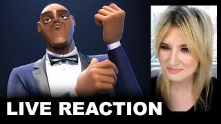 Spies in Disguise Trailer REACTION