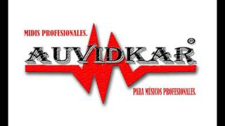 auvidkar LOS FREDDYS AMOR VERDADERO Pista Karaoke Midi