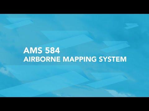 Adram AMS 584 Airborne Mapping System