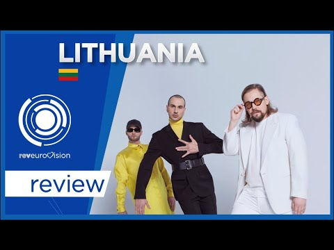 Lithuania (Discoteque) - Eurovision 2021 review - reveurovision