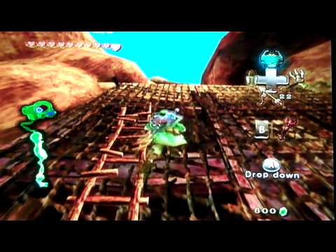 The Legend Of Zelda: Twilight Princess How To Get Heart Piece In Death Mountain