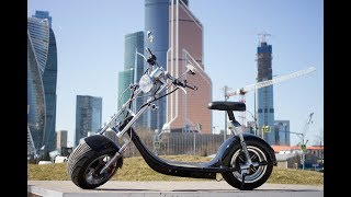 видео HIGH-END на велосипеде