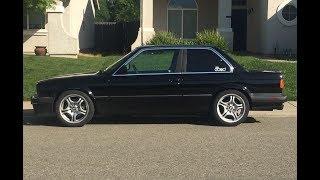 M60 V8 Swapped BMW E30 One Take