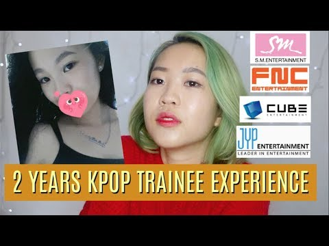 MY EX K-POP TRAINEE EXPERIENCE (2 Years) + Audition | Euodias