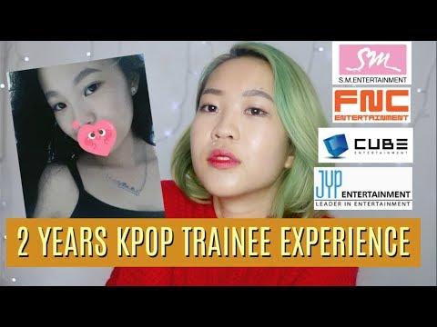 MY EX K-POP TRAINEE EXPERIENCE (2 Years) + Audition | Euodias