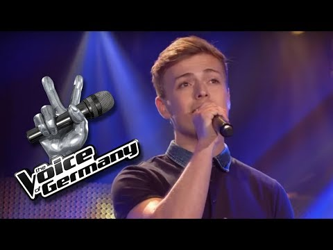 Ariana Grande - Almost Is Never Enough | Johannes Pinter | The Voice of Germany 2017 | Audition