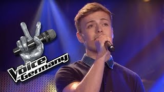 Ariana Grande Almost Is Never Enough Johannes Pinter The Voice Of Germany 2017 Audition