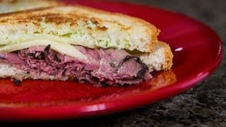 Incredibly Delicious Roast Beef Sandwich