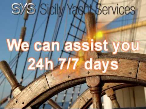Yacht Agents for Yachts and Superyachts in Sicily