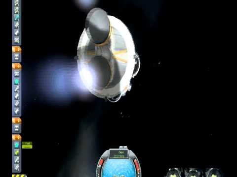 Fun with the camera pod mod in Kerbal Space Program - YouTube