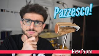 UN BATTENTE DAVVERO SPECIALE! Recensione New Drum Percussion-Drumitaly #drumitaly #newdrumpercussion
