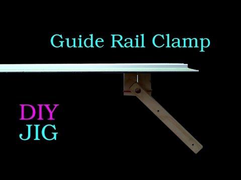 DIY JIG - Festool Guide Rail Clamp