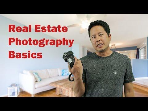 Real Estate Photography Basics