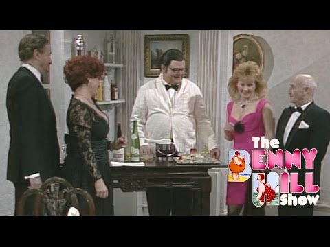 Benny Hill - Home Catering (1989)