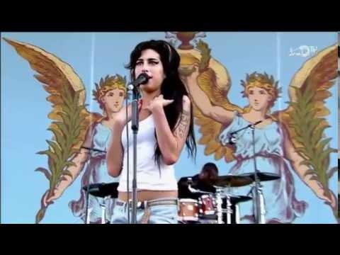 Amy Winehouse - Rehab - Back To Black [Live Isle of Wight Festival]