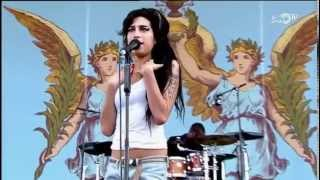 Amy Winehouse - Rehab - Back To Black [Live Isle of Wight Festival]