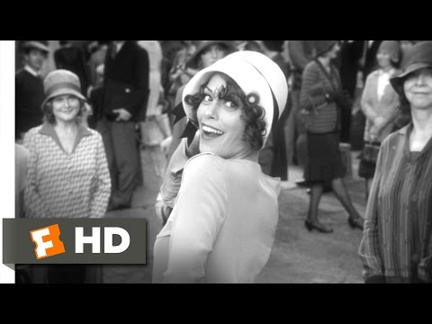 The Artist 210 Movie CLIP  The Names Peppy Miller 2011 HD