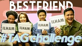 Bestfriend Tag Challenge with HIVI!