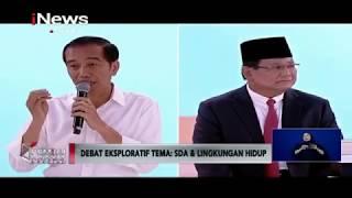 Prabowo Protes Tak Ingin Diadu dan Ribut, Jokowi Nurut Paslon 02 - Pemilu Rakyat 17/02