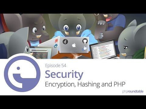 054: Security: Encryption, Hashing and PHP