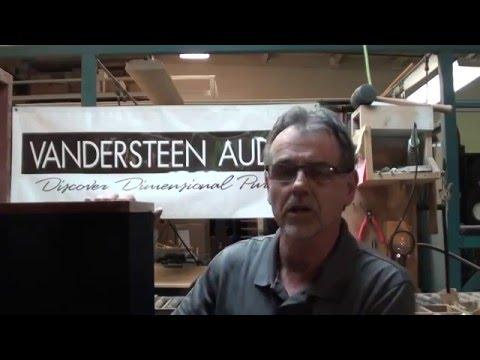 How To Replace Drivers In A Vandersteen Classic Series Speaker