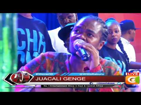Keeping Consistency is the artiste's key to success ~ Juacali #10Over10