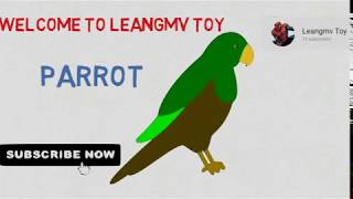drawing a parrot, how to draw a parrot, coloring pages