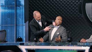 NBA + Hulu: The Real Announcers of Studio J - Hulu Sports