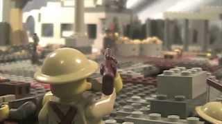 Lego WW2 Battle of Monte Cassino
