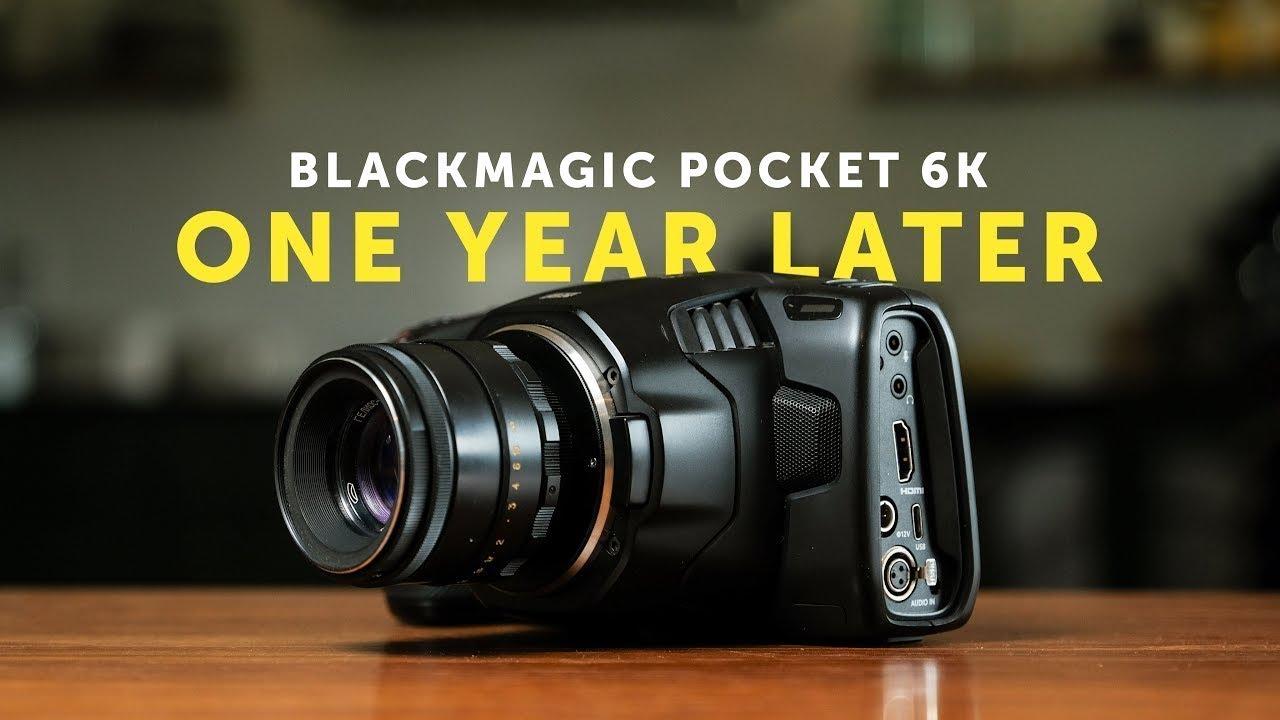 Blackmagic Pocket Cinema Camera 6k Review Moment