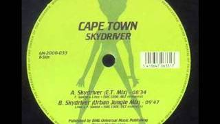 Cape Town - Skydriver (Urban Jungle Mix)