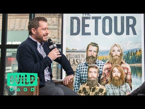 "Jason Jones Swings By To Talk About Season 3 Of ""The Detour"""