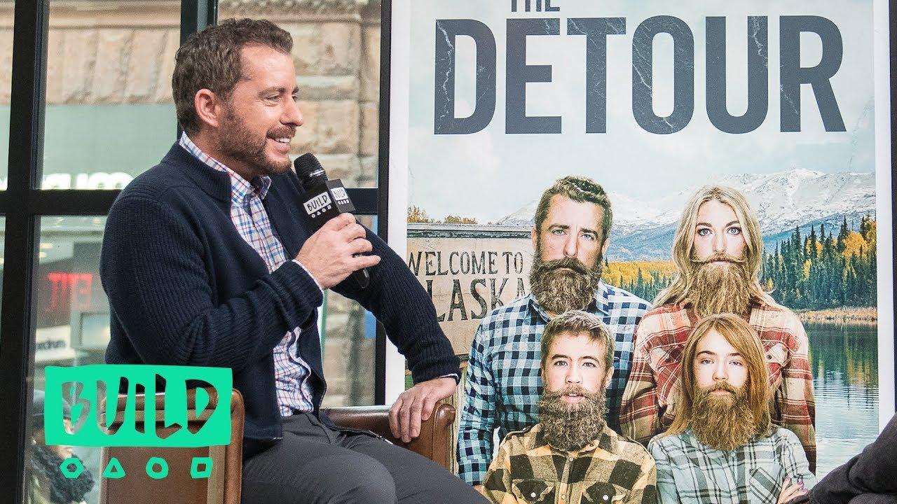 "Download Jason Jones Swings By To Talk About Season 3 Of ""The Detour"""