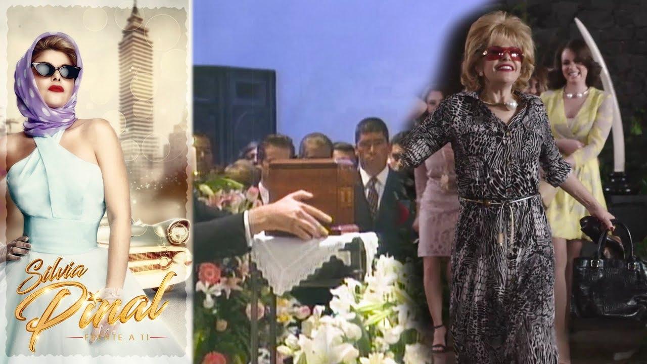 Silvia Pinal, frente a ti - Capítulo 21: La muerte del Tigre y el regreso de Silvia a México