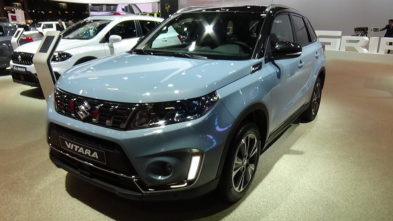 2019 Suzuki Vitara 1 4 Boosterjet Allgrip Exterior And Interior