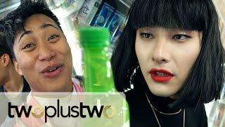 Sexy Asian Halloween in Korea ft. KENNYBOYSLAY