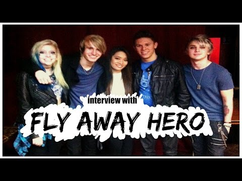 Interview with Fly Away Hero - Bravefest