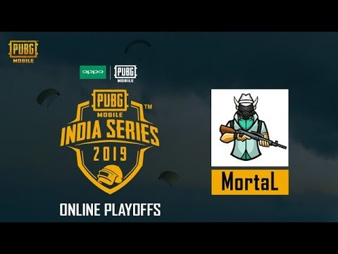 Oppo × PUBG Mobile India Series Online Playoffs- Day