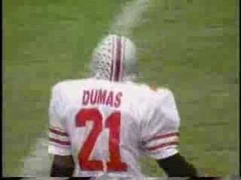Biggest Football Hit of All Time - Zack Dumas