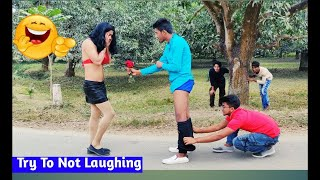 Must Watch New Funny 😂 😂 Comedy Videos 2019 -  - Funny Vines ||