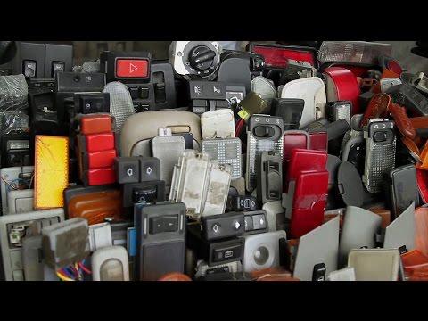 Port de Cotonou: voiture cherche ses pièces volées
